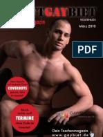 stuttGAYbiet - Ausgabe März 2010