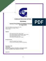 28052015-Sppk-panduan Penulisan Prosiding Sppk2015_28052015