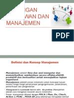 Hubungan Karyawan Dan Manajemen