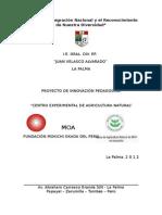 Proyecto Cean -Moa 2012