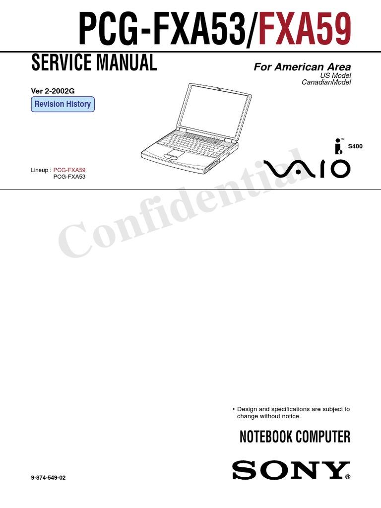 Sony Vaio Repair Manual Usb Advanced Micro Devices Parts Diagram