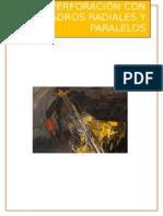 Trabajo de Taladros Radiales y y Taladros Paralelos, De Sobrecabeza y de Banco