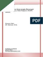 Model-Rencana-Kerja-Jangka-Menengah-Guru-Mata-Pelajaran.doc