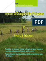 Drought in the Philippines