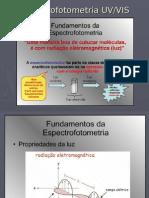 Noções espectroscopia