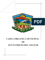 Carta Organica