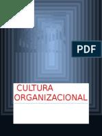 Cultura Organizacional.