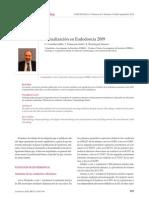 Actualizacion en Endodoncia 2009