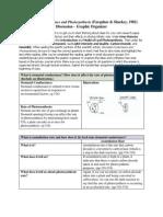 tran graphic organizer sample