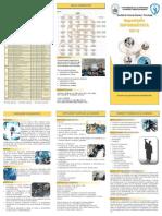 Plan de Estudios Ingeniería Informática UAGRM