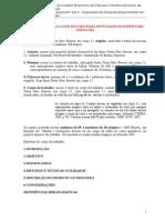 Expocom2014 Modelo de Paper