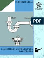 Instalacion de Canastillas y Sifones Para Lavaplatos