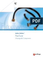 Wireless Flex Twist Waveguide BR-105349