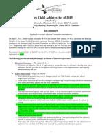 NGA ESEA Every Child Achieves Act Summary - Post Markup