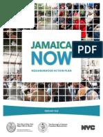 2015-02-XX Jamaica Now Action Plan (Melinda Katz and Bill de Blasio Rezoning)