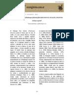 Argerich, E. 2012. Falaropo Pico Grueso Phalaropus Fulicarius en Lago Nonthue Neuquen Argentina