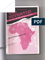 84047472 Who Betrayed the African World Revolution John Henrik Clarke