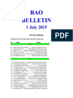 Bulletin 150701 (HTML Edition)