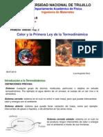 Calor y 1a Ley_Termod _2010_I_Ing. Mater
