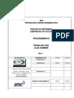PR-OPE-MT-019 Trabajos Con Alza Hombre