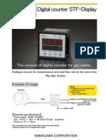 Stf Digital Counter