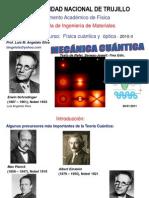 mecanica cuantica y optica