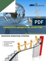 AMC Kaizen Maximizing Operational Potential