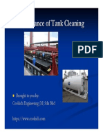 Importance of Tank Cleaning
