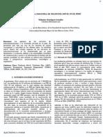Analisis de La Industria de Telefonía Móvil en El Perú