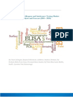 Food Allergens and Intolerance Testing Market
