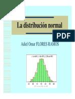 17 01 La Distribucion Normal