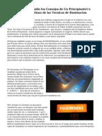 Iluminacion de estudio los Consejos de Un Principiante\\'s Guia de Ayuda Continua de las Tecnicas de Iluminacion