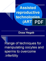 Assisted Reproductive Technologies