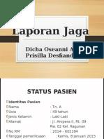 Laporan Jaga