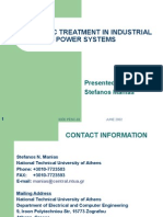 HARMONIC TREATMENT IN INDUSTRIAL POWER .ppt