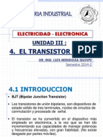 Cap 4 Transistor