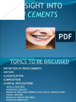 Resin Cements