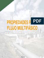 (08) Propiedades Pvt y Flujo Multifásico