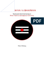 Very Very Important From Shiva to Bhairava - Tantric God Concepts