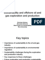 Offshoreoil Challenges