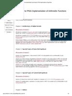 Deschamps_Sutter_Canto Guide to FPGA Implementation of Algorithms
