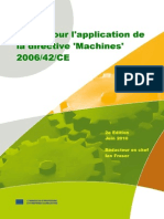 Guide Application Directive 2006-42-CE