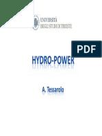 Tessarolo Hydro Power