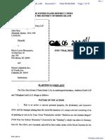 Max Stern Estate v. Bissonnette et al - Document No. 1