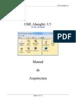 UML Architecture Manual Spanish