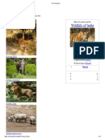 Fauna of India - Wikipedia, The Free Encyclopedia