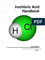 Hydrochloric Acid Article