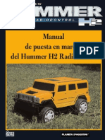Manual Arranque HUMMER H2