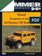 Manual Arranque HUMMER H2