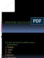 Traffic Calculation
